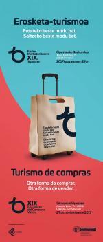 XIX Encuentro del Comercio Vasco - Turismo de Compras (San Sebastian 29 de noviembre)