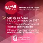 Jornada informativa 2º Master Social Media de Álava