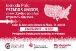 Jornada País: Estados Unidos, como objetivo para las empresas alavesas.