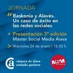 Conferencia: Baskonia y Alavés. Un caso de éxito en las redes sociales