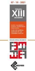 XIII Encuentro del Foro de Empresa Familiar de las Cámaras Vascas - La convivencia intergeneracional y la participación de socios externos