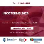 Taller de experiencia online: INCOTERMS 2020