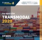 TRANSMODAL 2020 -EDICIÓN ONLINE - XII Foro de Logística Intermodal del País Vasco: realiza ya tu inscripción