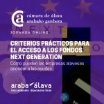 Jornada online: Criterios prácticos para el acceso a los fondos Next Generation