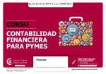 Contabilidad financiera para pymes