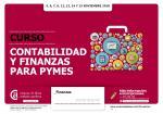 Contabilidad y finanzas para pymes - 2018