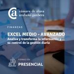 Excel medio-avanzado para analizar y transformar la información y su control de la gestión diaria