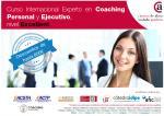 Curso Internacional Experto en Coaching Personal y Ejecutivo, nivel Excellent