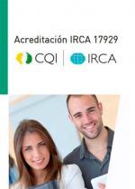 Curso Auditor Jefe - Certificación de sistemas de gestión de calidad (Acreditación IRCA 17929)