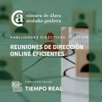 Reuniones de dirección online eficientes - ESCUELA VIRTUAL -