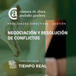 Negociación y resolución de conflictos - LIVE STREAMING