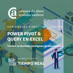 Power Pivot & Query en excel para Trabajar en Business intelligence de manera eficaz - Escuela Virtual -