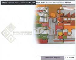Boletín de Coyuntura y Estadística del País Vasco - cuarto trimestre 2011