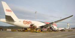 El Aeropuerto de Vitoria crece un 40,4% en carga en el mes de febrero