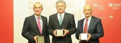 Biotechnology Institute, Ega Master Y Envases Metalúrgicos de Álava, galardonados en los Premios a la Internacionalizaión de la Cámara de Álava