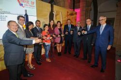 Bodega Viña Real de CVNE, mención especial del jurado en los Premios Best Of de Turismo Vitivinícola Bilbao-Rioja 2014
