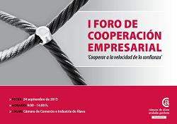 La Cámara de Álava reúne a empresas industriales alavesas en el I Foro de Cooperación Empresarial