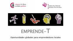 La Cámara de Álava en colaboración con la Diputación Foral de Álava celebra EMPRENDE-T el 10 de marzo