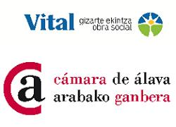 La Cámara de Álava y la Fundación Vital firman un convenio de colaboración para promover iniciativas empresariales