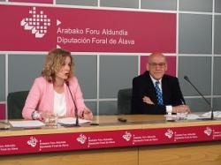 La Cámara de Álava, junto a la Diputación ayuda al comercio alavés a ser más competitivo y asegurar el relevo generacional