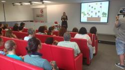 La Cámara de Álava organiza unas Jornadas sobre la Cultura y el Idioma Chino con gran éxito de público