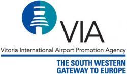 Nota de la sociedad de promoción VIA - Promoción del Aeropuerto de Vitoria