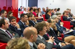 La Cámara de Álava pone en valor la importancia de la cooperación empresarial