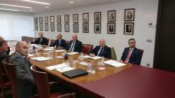 La Cámara de Álava celebra un encuentro con el Embajador de Suiza