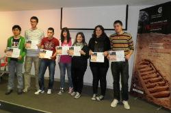 Alumnos de Diocesanas Nieves Cano y Sagrado Corazón ganan el Concurso de Creatividad Empresarial