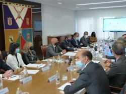La Cámara de Álava organiza un encuentro de empresas alavesas con el Embajador de India