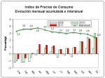 Los precios finalizan 2011 con un crecimiento anual del 2,4%, cinco décimas menos que lo registrado en noviembre