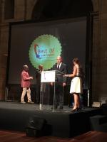 Bodegas y Viñedos de Páganos consigue el galardón internacional en los Premios Best Of Tourism en Oporto (Portugal)