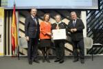 Cafes La Brasileña obtiene un áccesit de caracter honorífico en los Premios Nacionales de Comercio Interior 2017