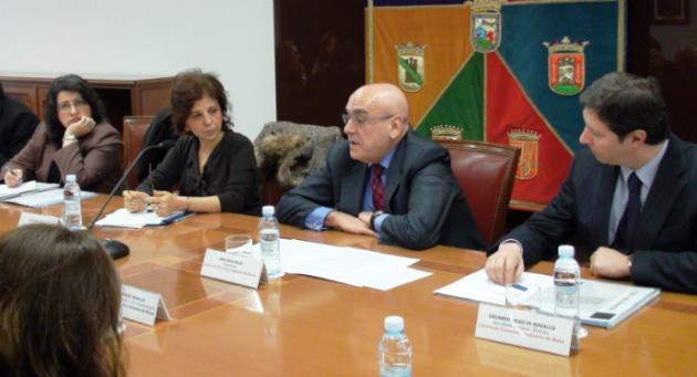La Cámara de Álava recibe a una delegación de Turquía para explorar oportunidades de negocio y ampliar las relaciones comerciales