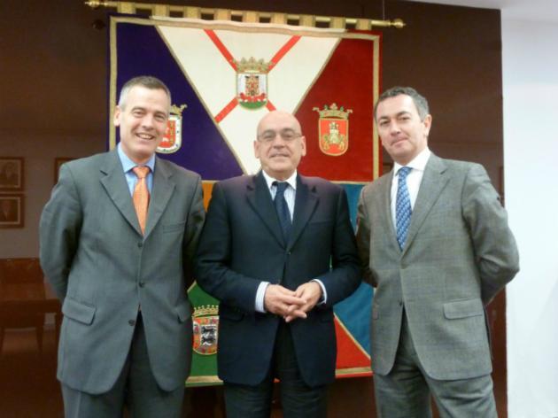 La Cámara de Álava asume la presidencia de las Cámaras de Comercio Vascas - Eusko Ganberak durante 2012 y 2013