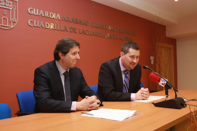 La nueva Antena de Rioja Alavesa acercará los servicios de la Cámara a las 1.350 empresas de la zona