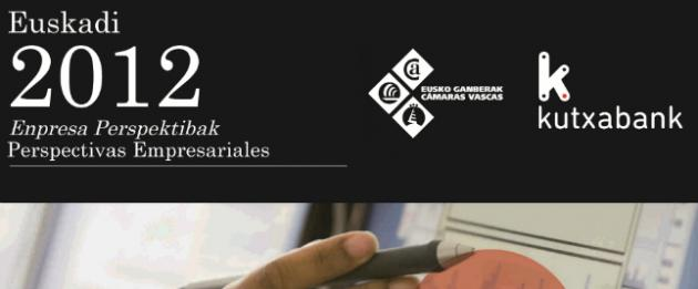 Las empresas vascas prevén crecimientos económicos muy moderados en 2012, aunque por encima de la media española