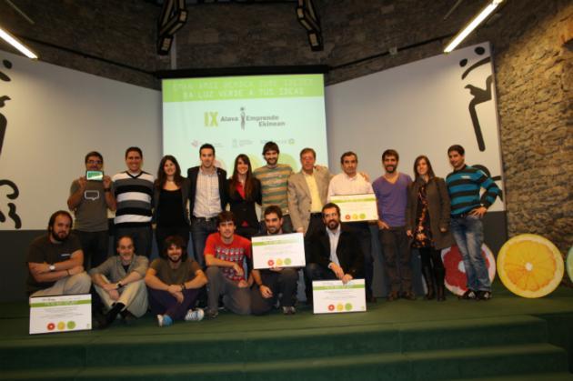 VISUALSEN, Cosadetr3s y KIBAO proyectos ganadores del concurso Tu Idea Cuenta 2012