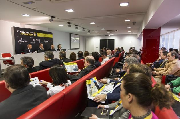 Gasteizek Euskadiko Logistika Intermodalari buruzko Transmodal Foroaren 8. edizioa hartu du