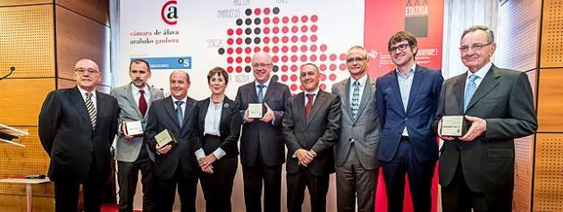 Abierto el plazo para la presentación de candidaturas a la XXXI edición de los Premios a la Internacionalización de las Empresas Alavesas