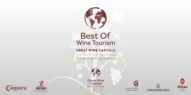 Los Premios Best Of Turismo del Vino promueven la excelencia