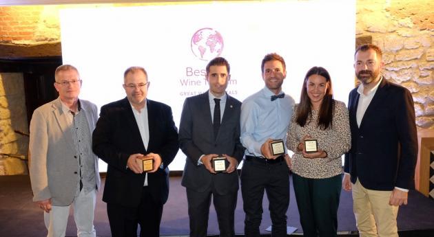 La Ruta de Bodegas de Villabuena de Álava, Premio Best Of 2019