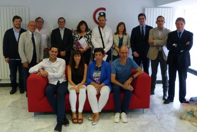 La Cámara de Álava y la Diputación Foral de Álava celebran la clausura de la 2ª edición del Programa Experto en Fiscalidad