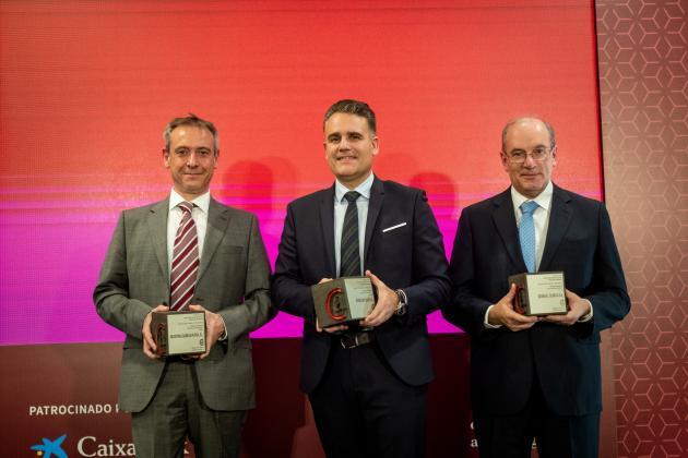 Bodegas Izadi, General Química e Industrias Químicas Kupsa reciben los Premios a la Internacionalización 2019