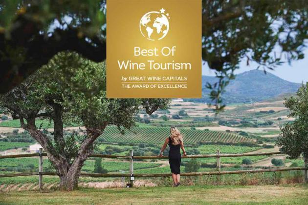 La Red Mundial de Grandes Capitales del Vino abre el plazo para presentar candidaturas a los premios de enoturismo Best Of 2022