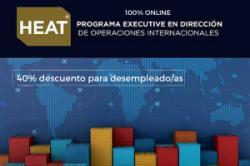 ALTA DIRECCIÓN EN OPERACIONES INTERNACIONALES - Programa HEAT online