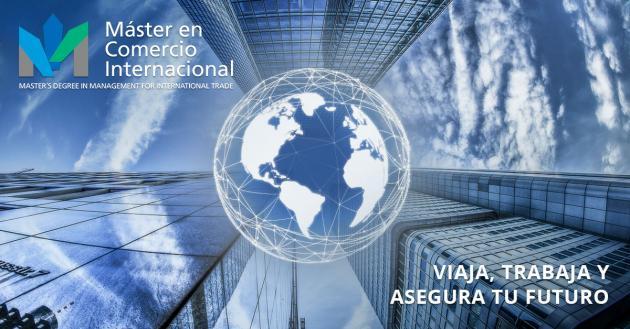 Máster en Comercio Internacional  2019 / 2020