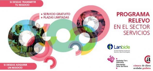 Programa RELEVO en el sector servicios