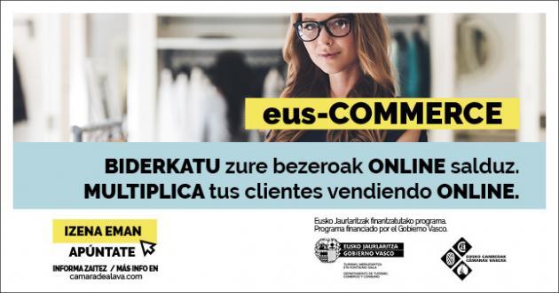 Programa eus-COMMERCE para el comercio minorista