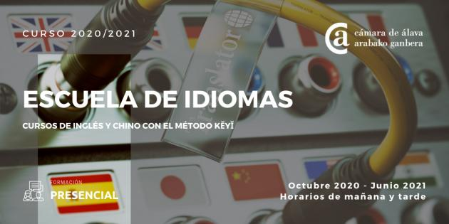 ESCUELA DE IDIOMAS - Curso 2020 2021